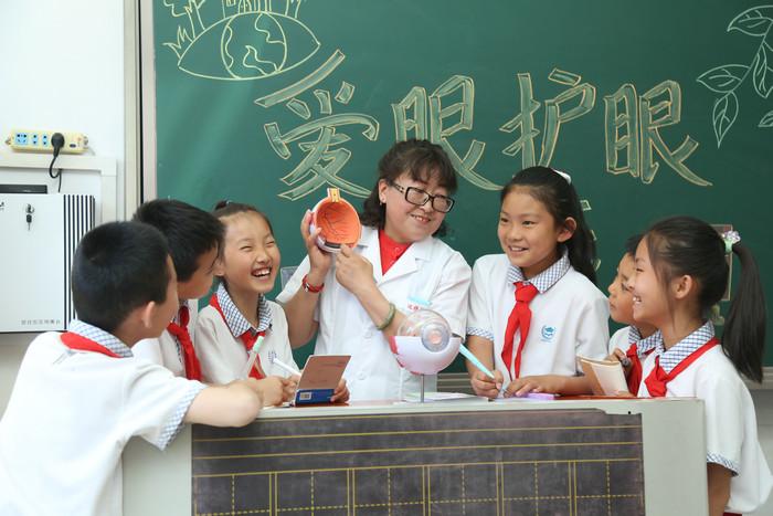共同呵护好孩子的眼睛!内蒙古举行爱眼日主题活动
