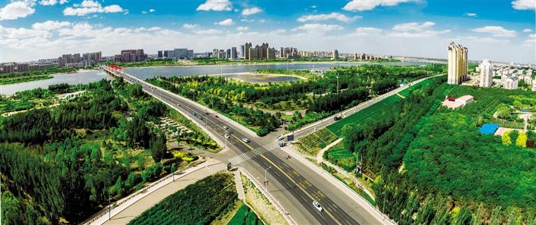 通辽市:打造蒙东高质量发展区域中心城市