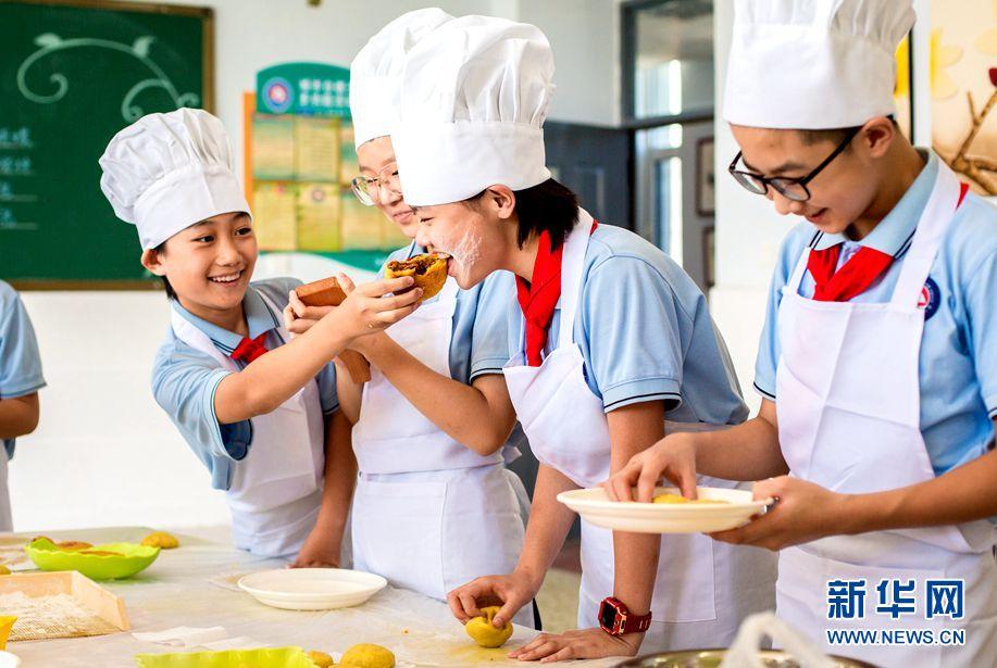 品味中秋民俗 传承节日文化